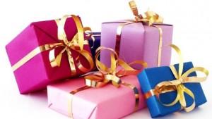 Каждому покупателю подарок к Новому году!